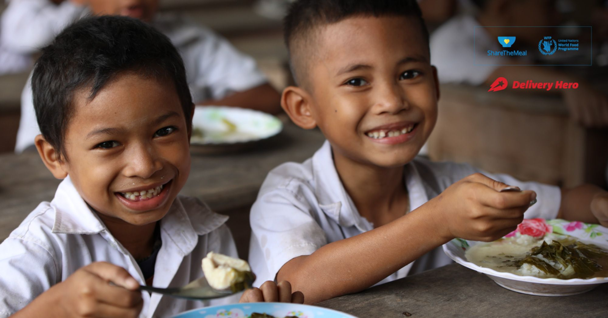 Behind the partnership: fighting global hunger with the World Food Progamme