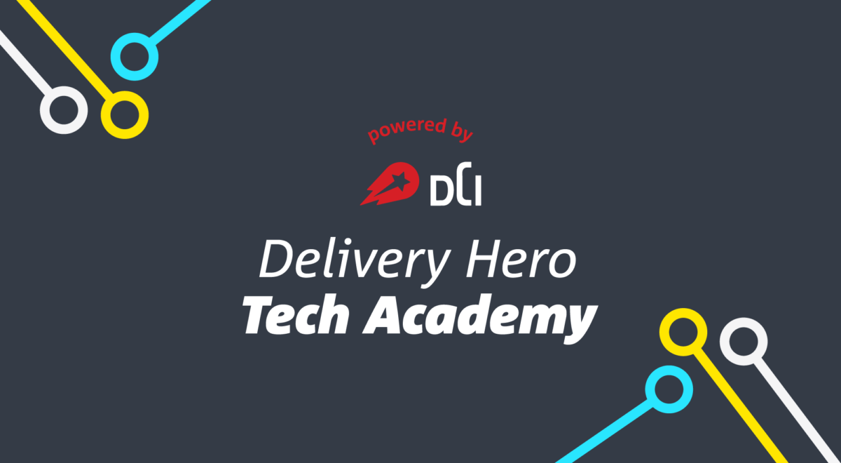 Launching the Delivery Hero Tech Academy to promote diversity in the technology industry